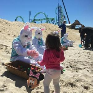 Seaside Heights Easter Egg Hunt